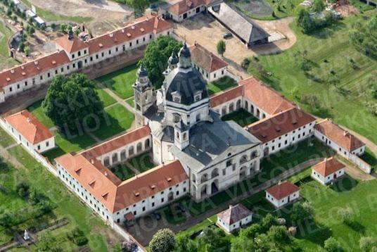 Pazaislio-vienuolynas