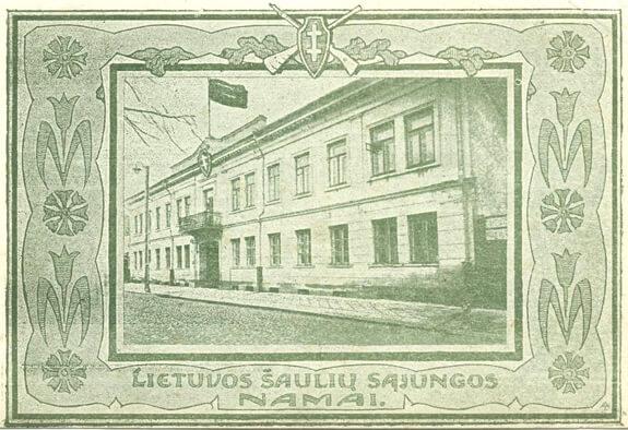 Laikotarpis: 1918–1940 m  – Kaunas: datos ir faktai