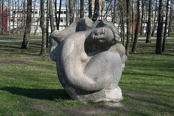Prie_Saltinio_skulptorius_Bartulis